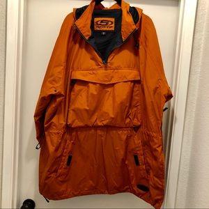 Anorak Raincoat Jacket